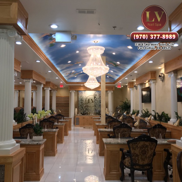 LV Nail Spa - Nail salon in Harmony Marketplace Fort Collins, CO 80525 | pedicure | Dip  | Gel manicure | Acrylic  | Eyelash